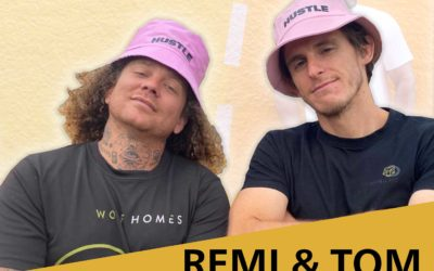 Building Your Business With Integrity, Personality & Sustainability With Remi Coghiel & Tom Durrell