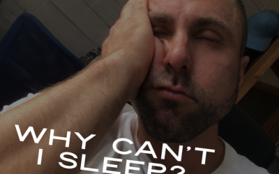 Cortisol Has Feelings Too: Why Can't I Sleep?