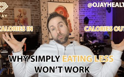 Why Dropping Calories Won't Work