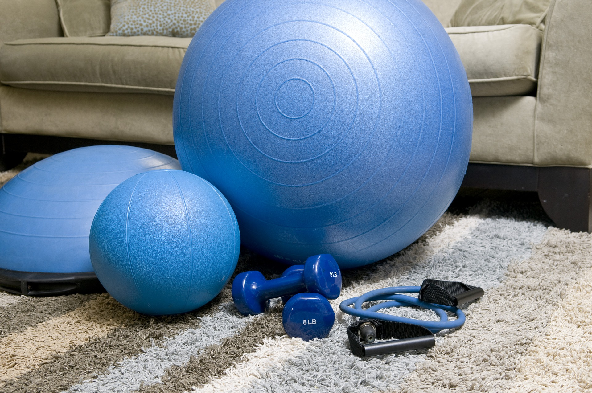 How Can I Get A Lean Body Working Out At Home?
