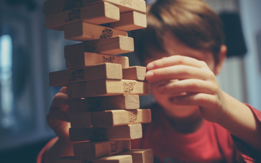 Is Stress Playing Jenga With Your Health?